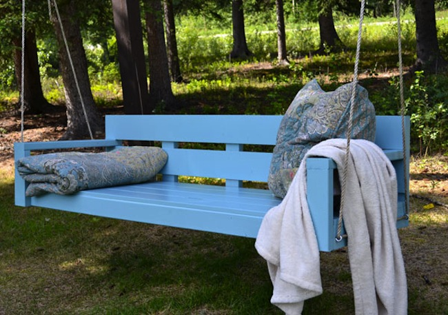 DIY Outdoor Furniture - 5 Pieces You Can Make - Bob Vila