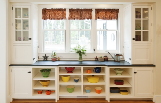 Kitchen Remodeling Tips - Utility Counter Space