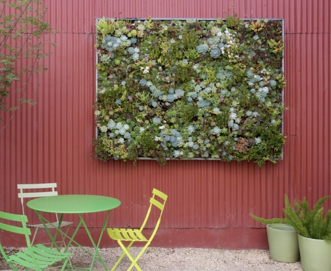 Vertical Gardens Bob Vila