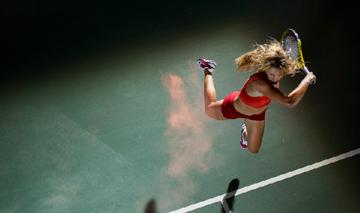 Phantom Flex Captures Tennis for NY Times Shoot
