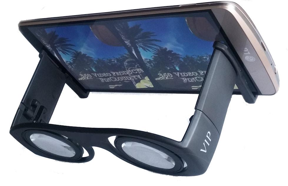 FinCloud VR Glasses