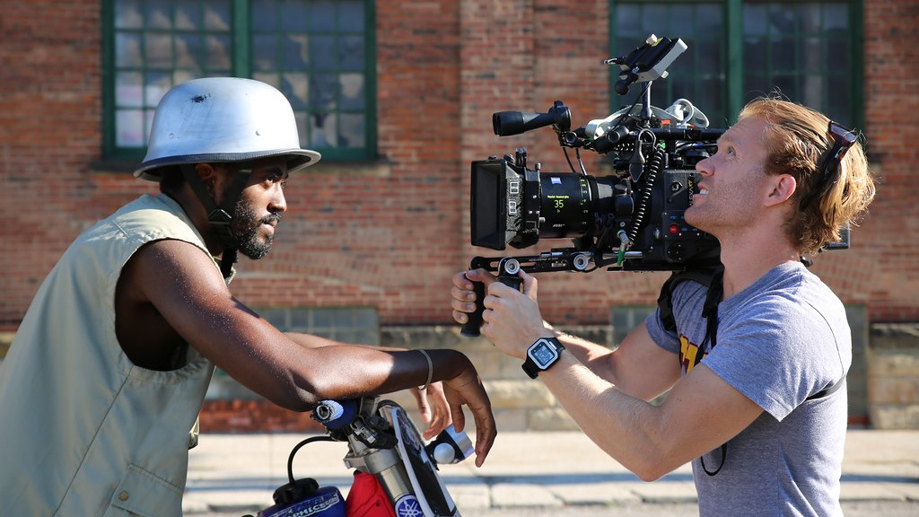"DP Steve Holleran Goes Handheld & Anamorphic for ""The Land"""
