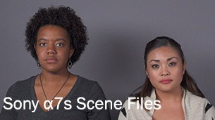 Sony a7S Scene Files from AbelCine