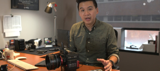 First Look: Spotlight on the RED EPIC-W