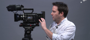 At the Bench: Sony AXS-R7 RAW Recorder
