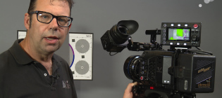 At the Bench: Panasonic VariCam Exposure Tools