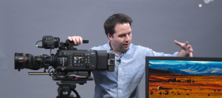 At the Bench: A Look at the Canon C700 and DP-V2420 Monitor