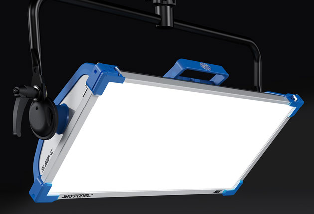 ARRI LED Light Comparison Chart