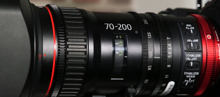 First Look: Canon 70-200 Compact Servo