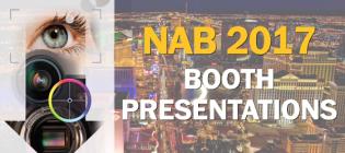 NAB 2017: AbelCine Booth Presentations Roundup