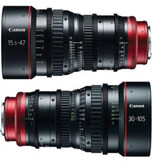 Canon Cinema Zoom