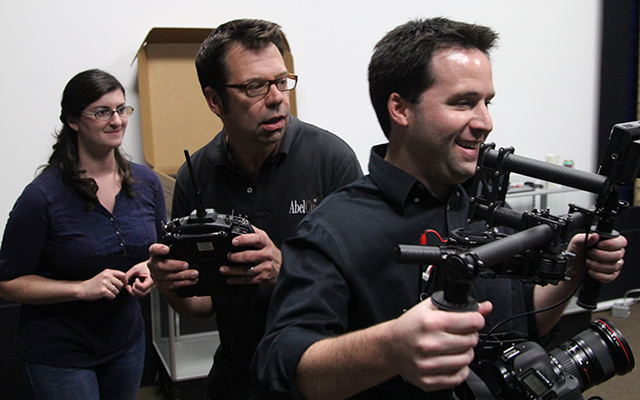 MoVI Training LA