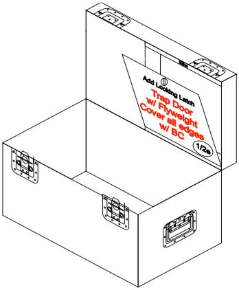 AbelCine Custom Case Design
