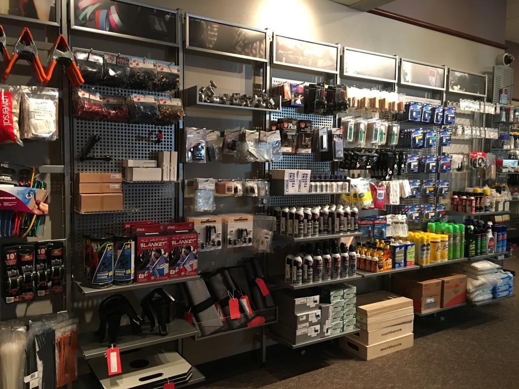 Shop Expendables