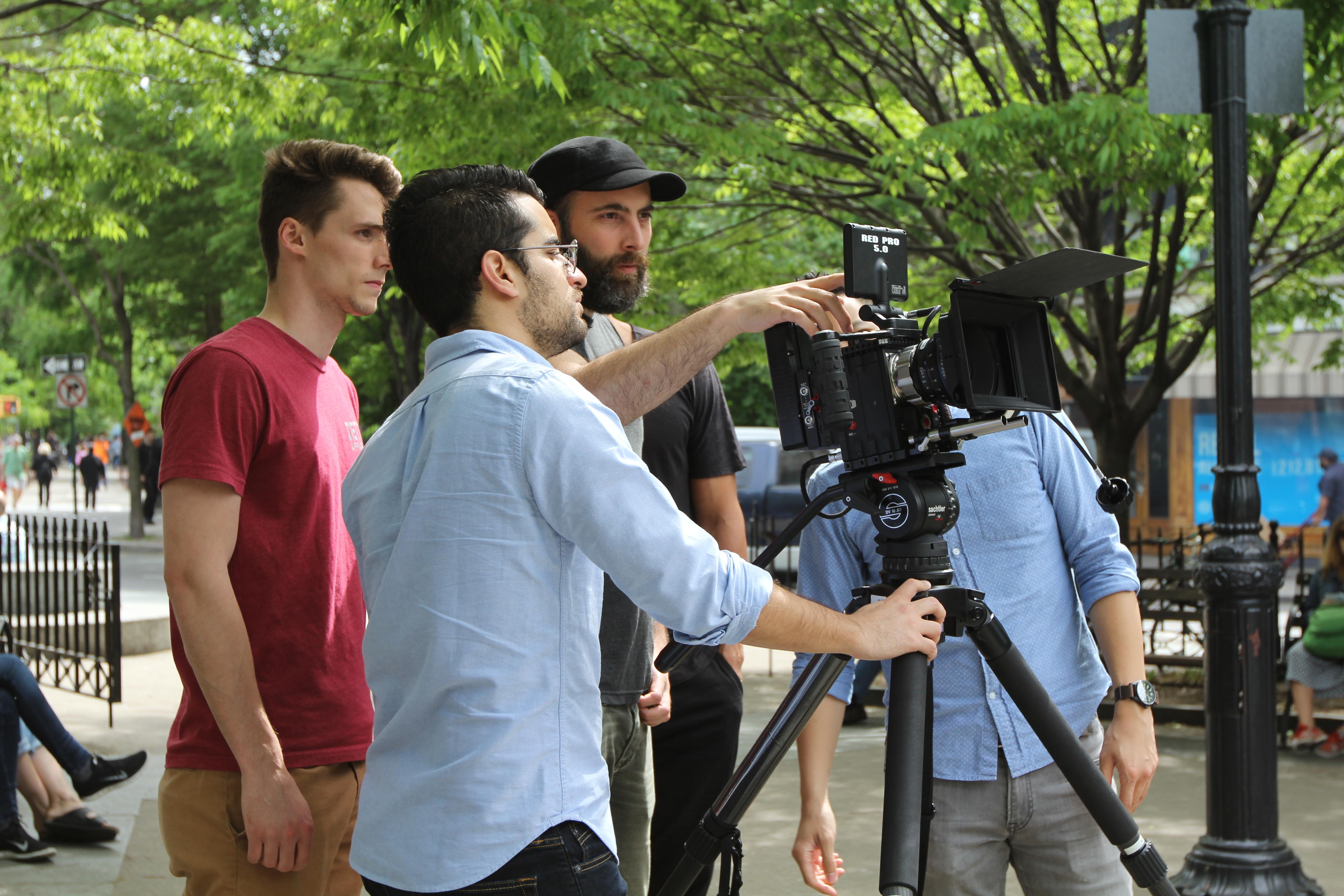 RED Camera Workshops at AbelCine