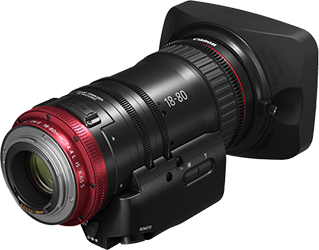 Canon Compact Servo 18-80 NEWS
