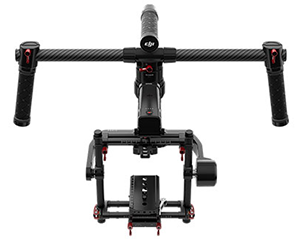 DJI Ronin-MX 300 pixels