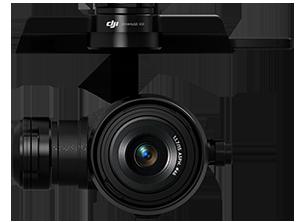 DFJI Zenmuse X5R 300 pixels
