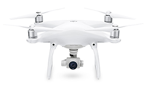 DJI Phantom 4 Quadcopter 300 pixels