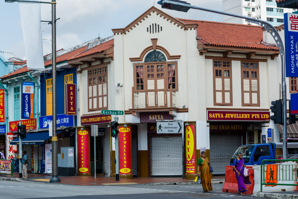 Little India in Singapore_306195140