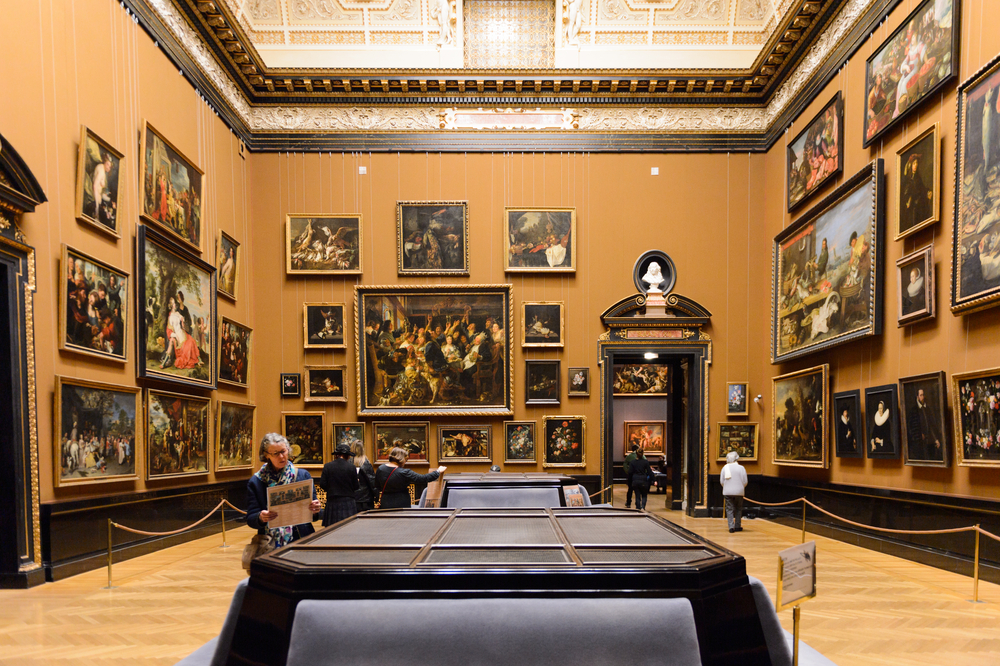 Gallery of the Kunsthistorisches Museum_342227804