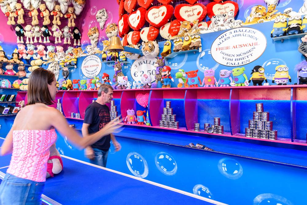 Wurstelprater Amusement Park_378057253