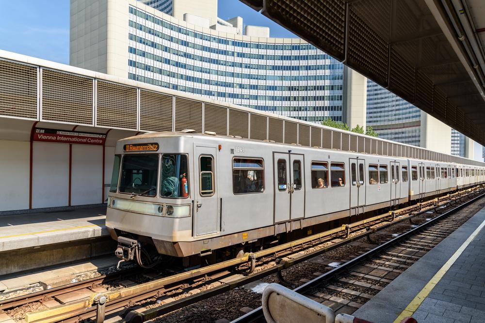 Vienna International Centre Subway Station_334557962