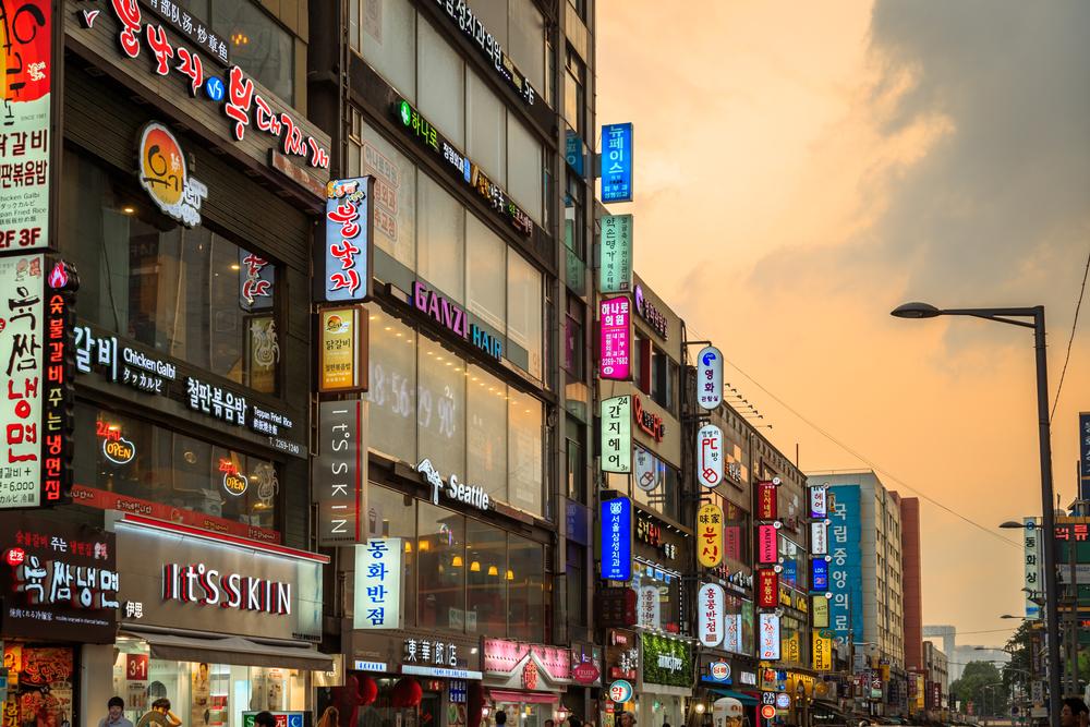 Dongdaemun town market_387379843