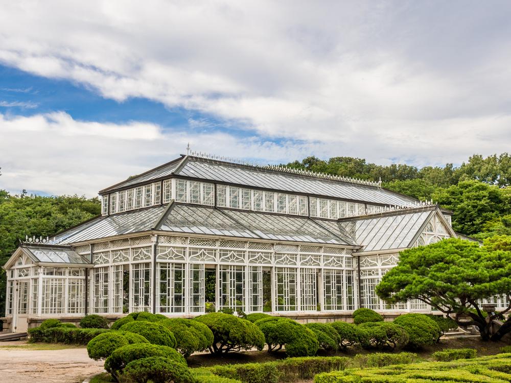 Changgyeonggung palace in Seoul_340666235