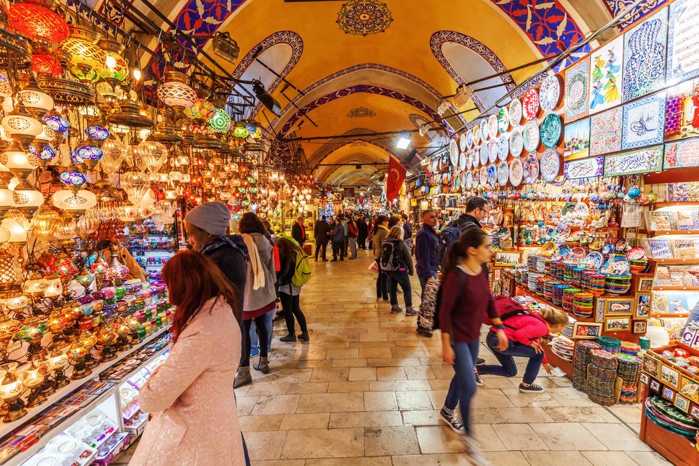 Grand Bazaar in Istanbul_272503475