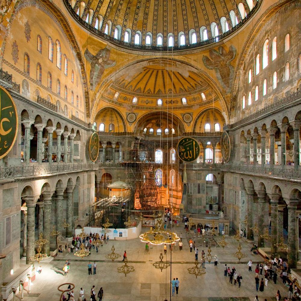 principal mosque Ayasofya-istanbul_88392955