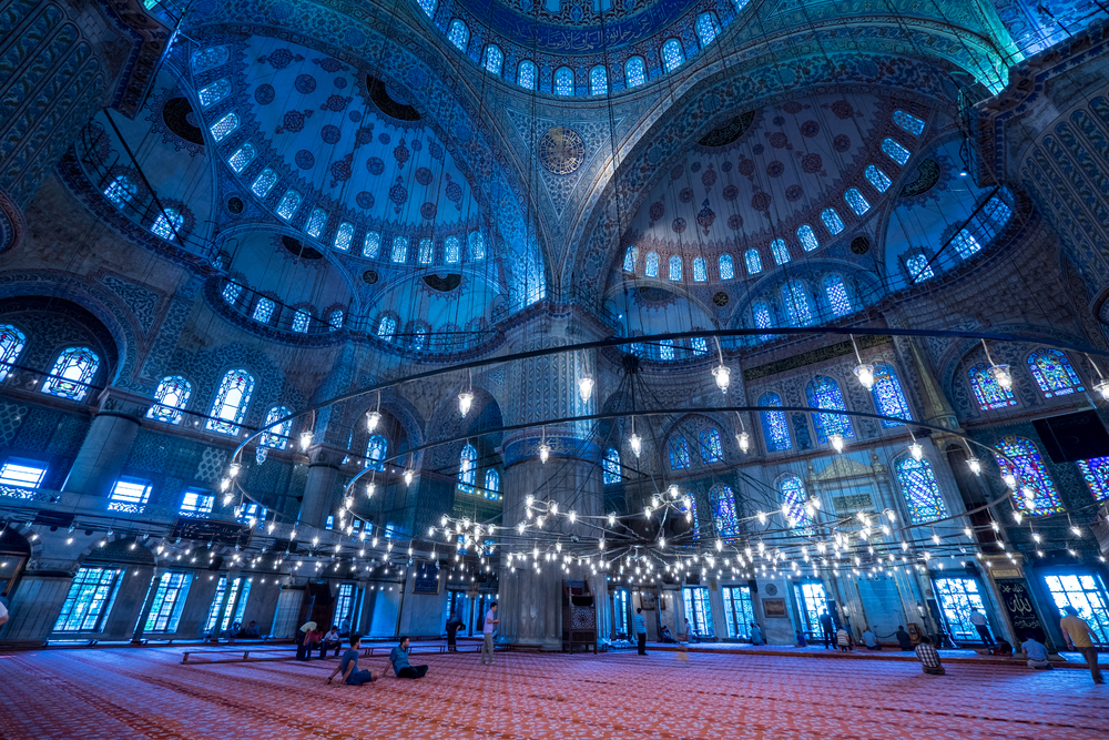 The Blue Mosque (Sultanahmet) _299482607