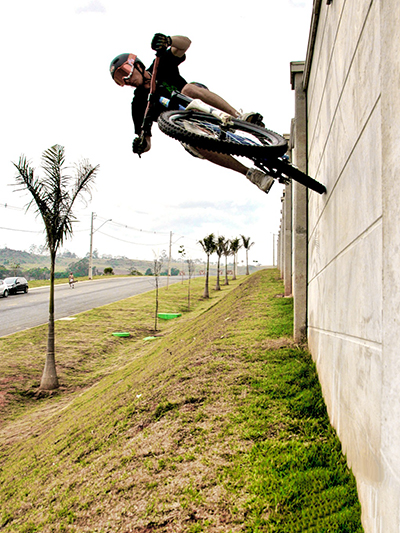 Wall Ride A