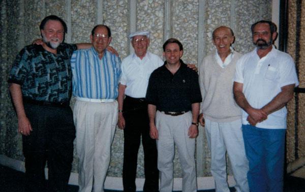 United Surface Finishing Founders Family