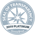 This organization is a platinum-level GuideStar participant, demonstrating its commitment to transparency.