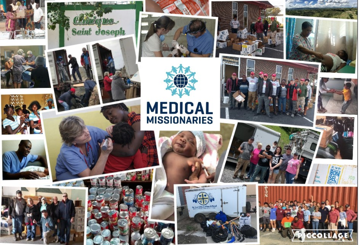 Medical Missionaries January 2019