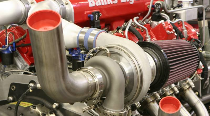 Banks Sidewinder Top Diesel Sets Sights for World Record
