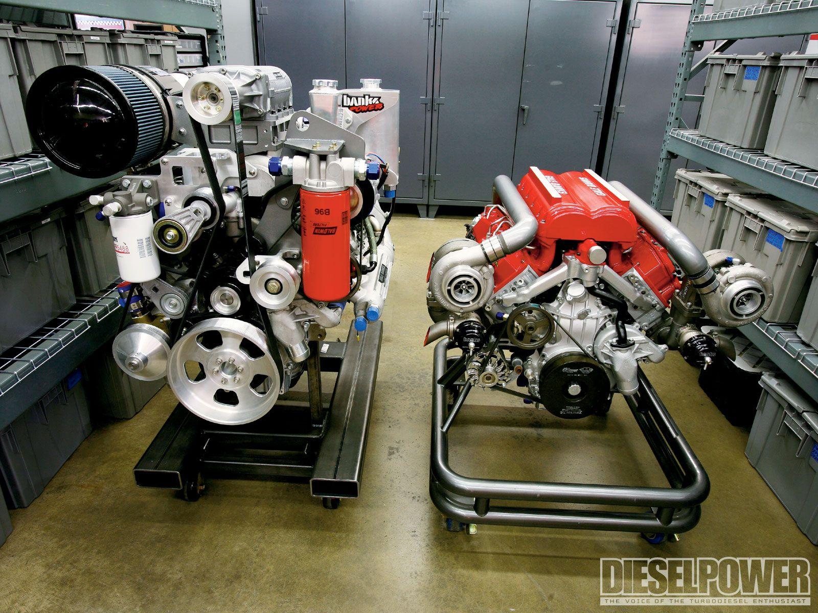 800hp twin turbo duramax crate engine banks power sciox Images