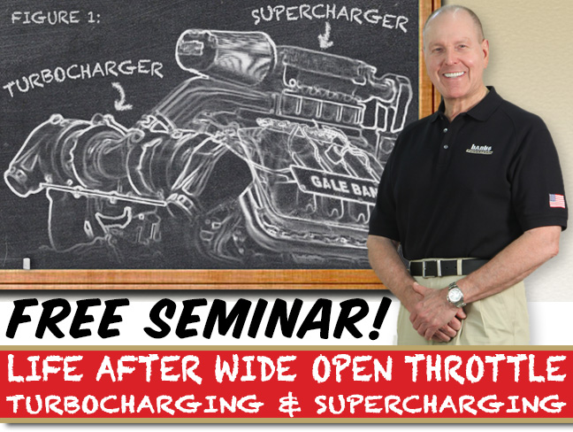 Twilight Tech Talk 3: Superchargers & Turbochargers
