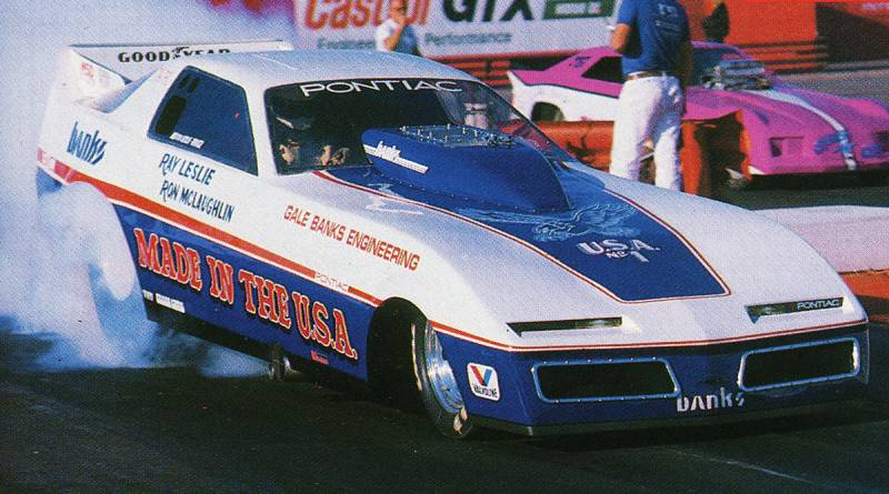 Made in the USA – Top Alcohol Funny Car