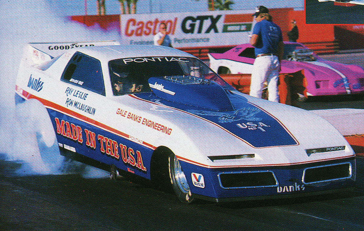 Made in the USA - Top Alcohol Funny Car | Banks Power