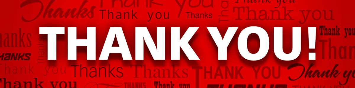 Banks Test Vehicles – Thank You