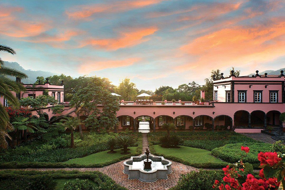 10 hoteles mágicos para visitar este verano - hacienda San Antonio