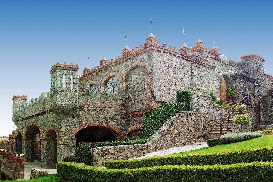10 hoteles mágicos de México - castillo de Santa Cecilia