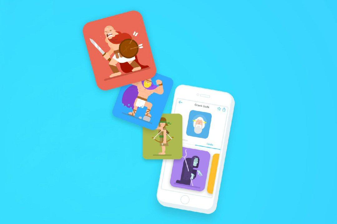 Las 5 mejores apps del mes - Tinycards