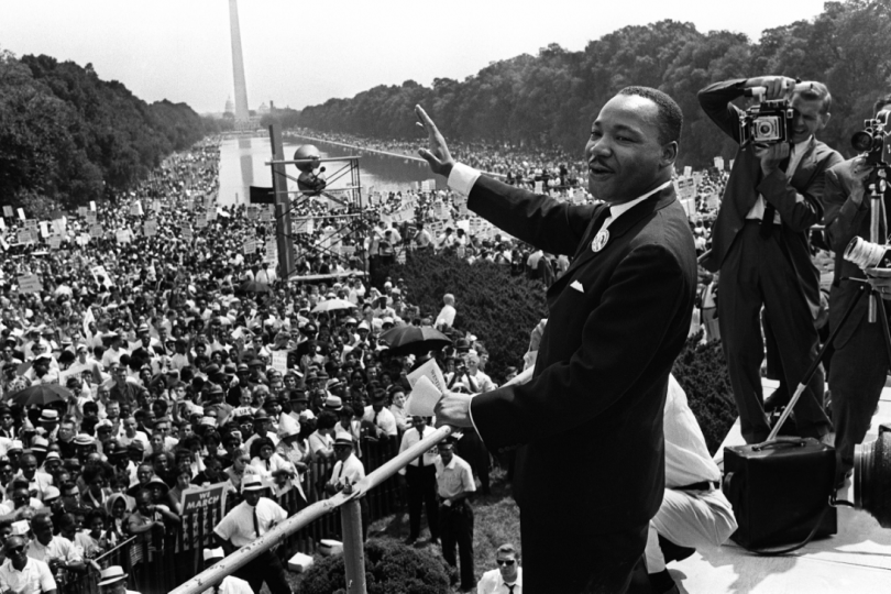 "The ""What-if"" Scenario of Martin Luther King, Jr."
