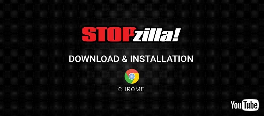 Install STOPzilla Chrome