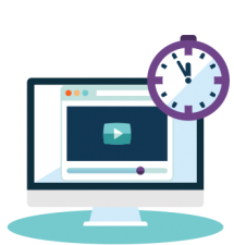 online training microvideo