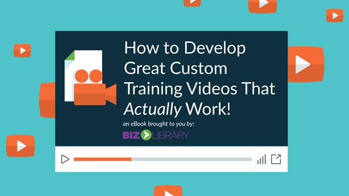 Custom Training Videos eBook