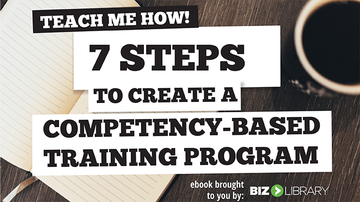 Competency Based Training Program eBook